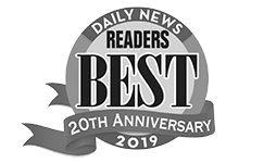 Daily News Readers Best 2019