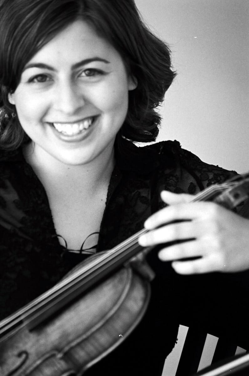 Michelina Wright, Strings Director